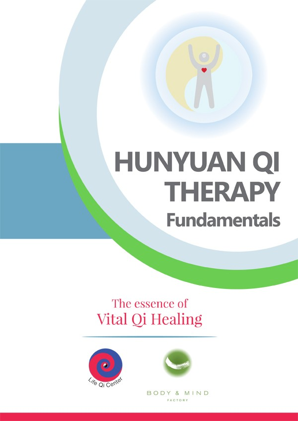 -Book Hunyuan Qi Therapy Fundamentals